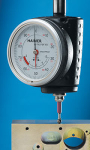 Haimer 3D dial gauge